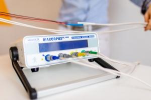 Die Bioelektrische Impedanz Analyse (BIA)