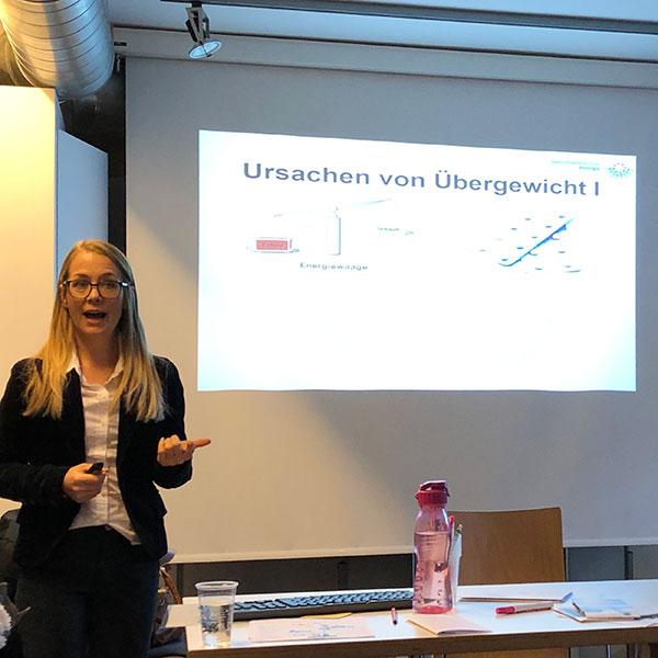 Vorträge und Workshops in Salzburg für Zeit- und bedarfsgerechte Ernährungsberatung
